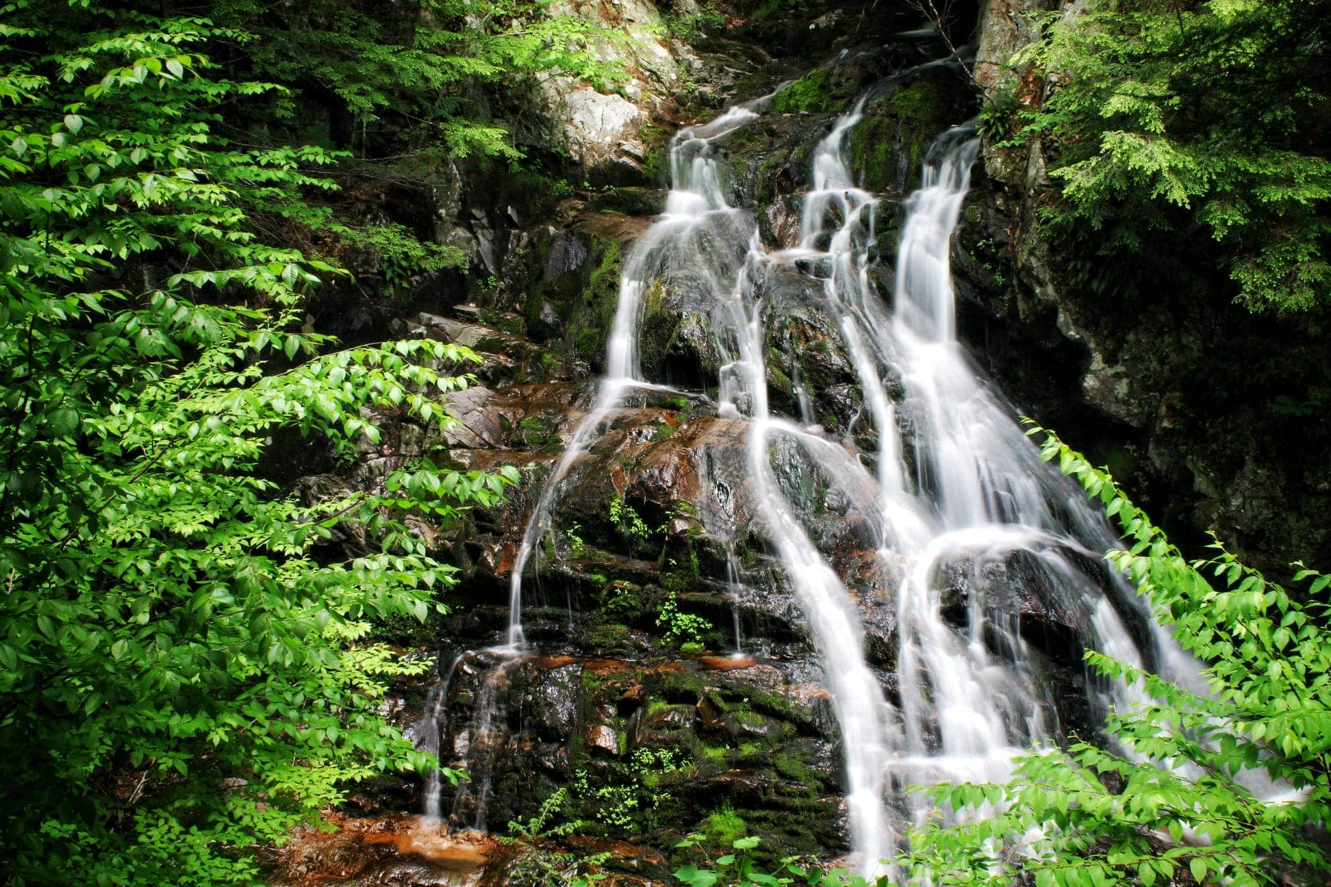 Seven Waterfalls in One Short Hike | More than the Fall of Song